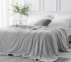 Dorm super soft plush blanket, twin xl blanket