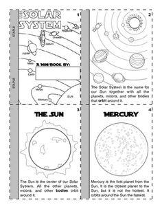 solar system information in telugu pdf