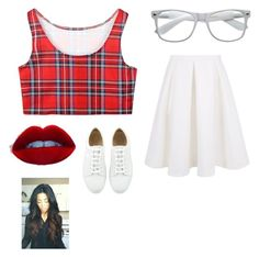 """Untitled #21"" by thomastyra ❤ liked on Polyvore featuring Keepsake the Label and Retrò"
