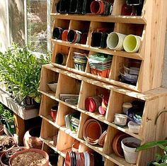 gardening organizer.