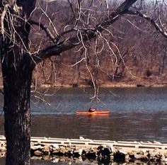 Just a spring day at lake Jacomo  near Lees Summit MO