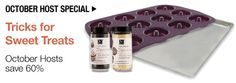 Epicure Selections Consultant Website > Monthly Special The Selection, Sweet Treats, Gadgets, October, Website, Healthy, Sweets, Candy, Health