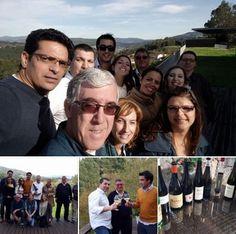 Wine and friends...what else... Vinho e amigos...