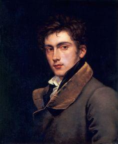 Karl Begas (1794-1854) • Selbstbildnis, um 1820