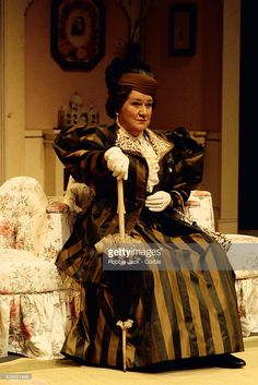 Patricia Routledge in The Importance of Being Earnest