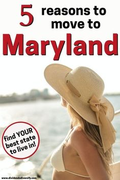 Get the life you want. Check out living in Maryland life. Beaches, mountains, and more await you. Best state to live in. Best states to retire. Moving to Maryland to find the best states for 20 year olds. It's one of the best places to live in the U.S. Everything you need to know before moving to Maryland is here. Learn more now... Best Places To Retire, Retirement Advice, Beautiful Places To Live, 20 Years Old, Work Travel, Best Cities, Maryland, The Good Place, Finding Yourself