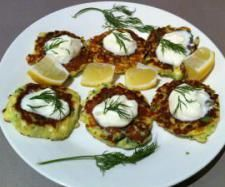 Zucchini and Haloumi Fritters - Recipe Community