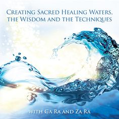 Discover the benefits of making Sacred Healing Waters in the comfort of your home