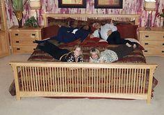 1000 Ideas About Alaskan King Bed On Pinterest Standard