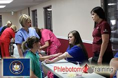 Check out the Phlebotomy Training in Utah | UT ---> http://mindcomet.com/phlebotomy-training-utah/