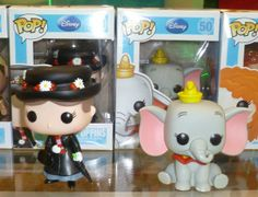 72 incredible #Disney collectable characters Series 1 - 5 by #Funko Pop! Vinyl figures and plush toys