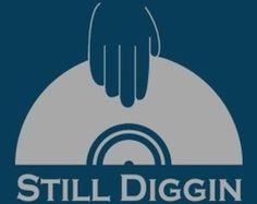 Still diggin' vinyl