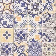 Dlažba Realonda Medes blue 44x44 cm, mat Tiles, Grout Color, Tile Patterns, Color, Border Tiles, Patchwork Designs, Mats, Porcelain Tile, Light Texture
