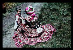 MAtyo girl/From Mezőkövesd/Erdődi Mihály/1940Néprajzi Múzeum | Online Gyűjtemények - Etnológiai Archívum, Diapozitív-gyűjtemény