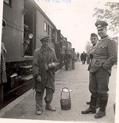 La vida de un soldado alemán a través de fotos