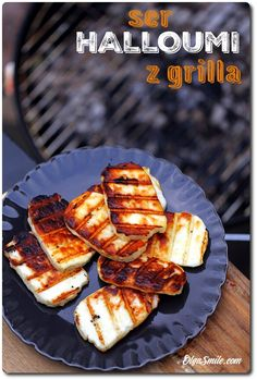 Grilled cheese - Grilled halloumi - Grilled cheese recipe - Grilled cheese recipes - How to grilled cheese - How to grilled cheese recipes - How to grilled cheese recipe Grilled Halloumi, Grilled Cheese Recipes, French Toast, Grilling, Veggies, Ale, Breakfast, Food, Gastronomia