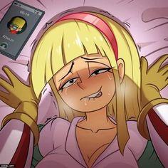 Thicc Anime, Anime Life, Manado, Gravity Falls Fan Art, My Demons, Funny Clips, Anime Art Girl, Furry Art, Cartoon Art