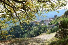 Das kleine Hexendorf Triora in Liguren