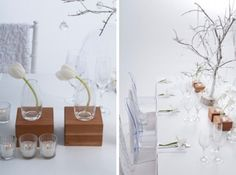 Contemporary And Minimalist Winter Wedding Styled Shoot - Weddingomania