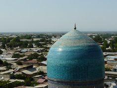 Los reflejos azules de Samarkanda I: El Registán Blue Highlights, Blue Nails, Alexander The Great, Monuments