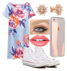 """""""sraaaannngggg"""" by josiemae426 on Polyvore featuring Joules, Converse and Fiebiger"""