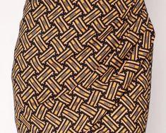 Maison Scotch Reveur De Jour Wrap-Over Mini Skirt (Size 2) - 2