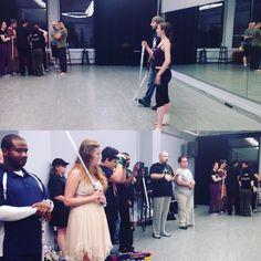 Preparing for #showoffs  #lightsaber #stagecombat #training #jeditraining #starwars #geeks #community #jedi #sith