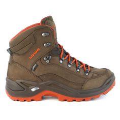 Lowa Renegade GTX Mid Hiking Boot - Mens #hikingtips