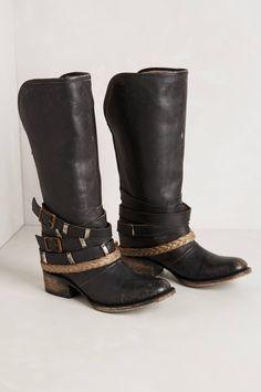 Drover Slinger Mid-Boots - anthropologie.com