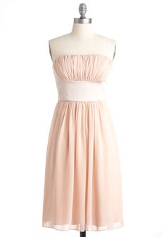 True Beauty Dress from ModCloth - A possible option for one of the many weddings I'll be attending this year!