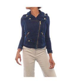 LOVE MOSCHINO Love Moschino  W323000E1572 Denim 018E'. #lovemoschino #cloth #blazers