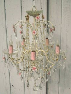 LadyLimoges. We just love chandeliers at Vintage Emporium Rentals.com. Were always adding to our collection.