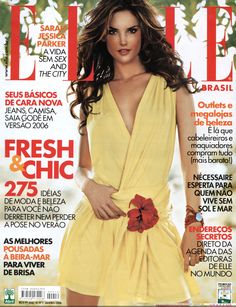 Alessandra Ambrosio for Elle Brazil January 2006