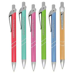 Promotional Products - Previa Pen / 17740 This is an inexpensive logo'd pen!! As low as: $1.05