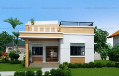 Bungalow house design philippines 2018 house design modern minimalist house plan house plans house design bungalow design ideas for small bathrooms House Roof Design, Duplex House Design, Simple House Design, Modern House Design, Deck Design, Bungalow Haus Design, Modern Bungalow House, One Storey House, 2 Storey House Design
