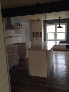 2nd Floor, Floor Design, Bungalow, Beach House, Farmhouse, Flooring, Kitchen, Table, Furniture