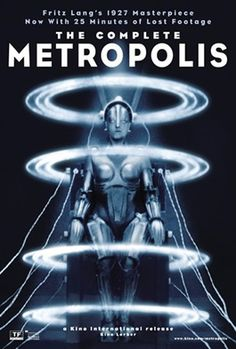 "2011 Ozark Foothills FilmFest - Alloy Orchestra Accompany the Complete ""Metropolis"""