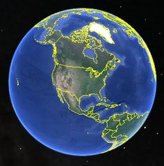 Learn to use Google Earth on your #Promethean Board to make lessons come alive - http://activinspireadventures.wikispaces.com/Google+Earth