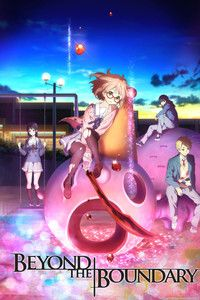 "Kyoukai no Kanata [Beyond the Boundary] (watched) 21 June 2015-22 June 2015 ""I rate this anime 4/5."""