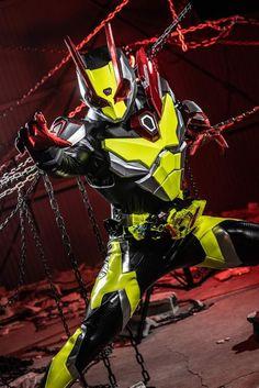 Zero One, Kamen Rider, Deadpool, Superhero, Fictional Characters, Art, Art Background, Kunst, Performing Arts