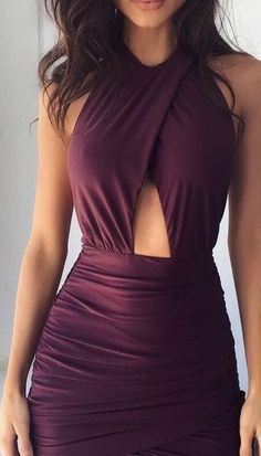 This halter dress but in white please