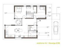 neues wohnen im cubig designhaus minihaus home pinterest haus wohnen und haus ideen. Black Bedroom Furniture Sets. Home Design Ideas