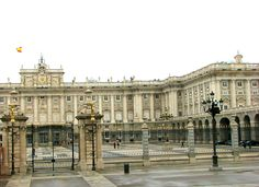The Royal Palace - Madrid, Spain