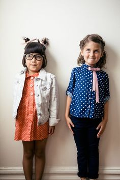 Little girl hair tutorials for back to school