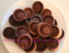 Τα πιο εύκολα και γρήγορα σοκολατάκια!  Μαριλένα........και καλή σας όρεξη!: Σοκολατάκια της Πάμελας...τα πιό γρήγορα!!