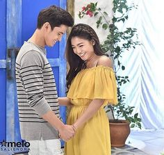 Basti and Iris by Melo Till I Met You, James Reid, Jadine, Hold My Hand, Good Movies, I Am Awesome, Beautiful Pictures, Couples, Purple