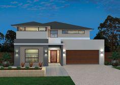 Ausbuild Home Designs: Thornton Metro Facade. Visit www.localbuilders.com.au/builders_queensland.htm to find your ideal home design in Queensland