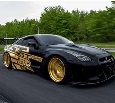 Nissan GT-R #RePin by AT Social Media Marketing - Pinterest Marketing Specialists ATSocialMedia.co.uk
