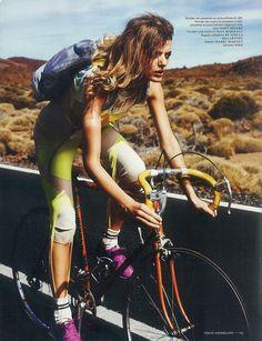Vogue Netherlands Editorial June 2012 - Bregje Heinen by Paul Bellaart
