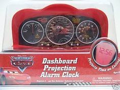 Disney Pixar Cars Dashboard Projection Alarm Clock - Cars Alarm Clock *** Read more  at the image link.